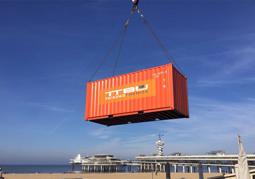 container branding